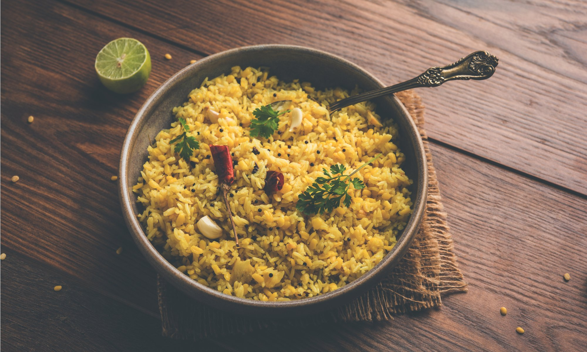KITCHARI: THE WARMING, COMFORTING, IDEAL WINTER MEAL