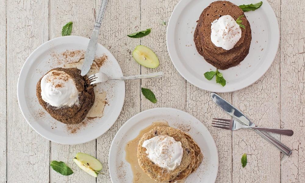 3 Holiday Pancake Recipes