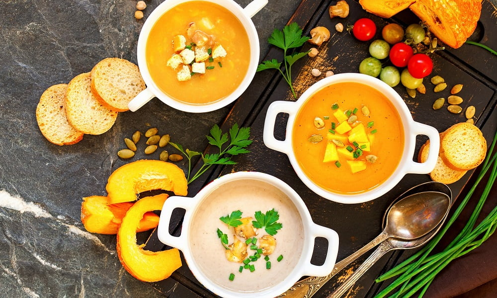 7 Healthy Soup Recipes