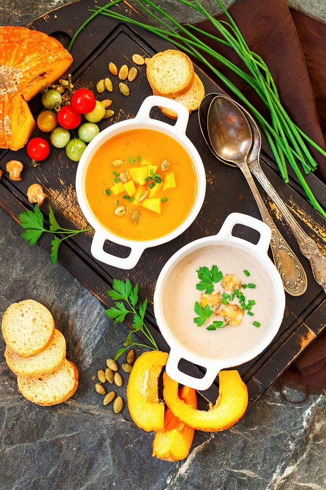 7 Soup recipes to start your soup #cleanse #souping