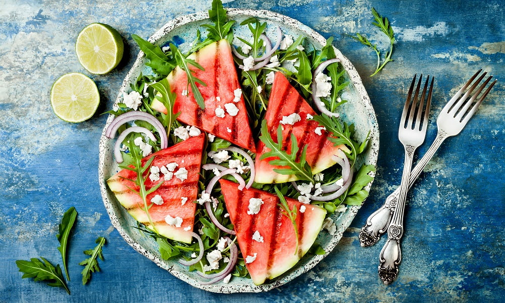 watermelon-grilled-salad