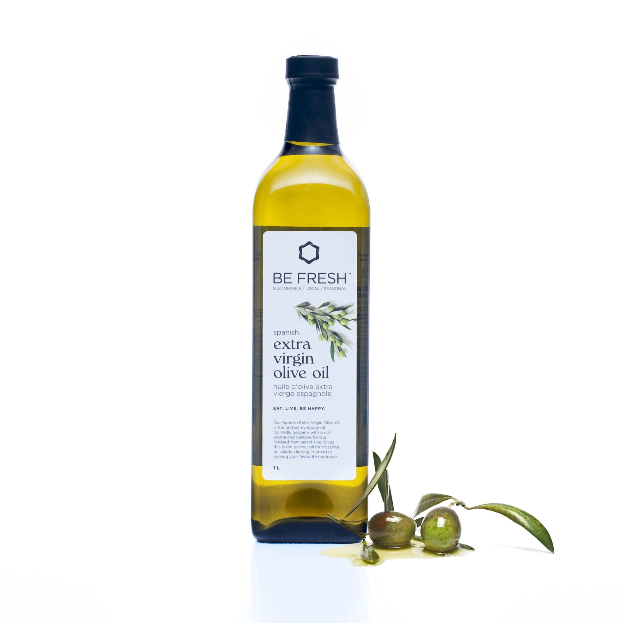 Be Fresh Olive Oil