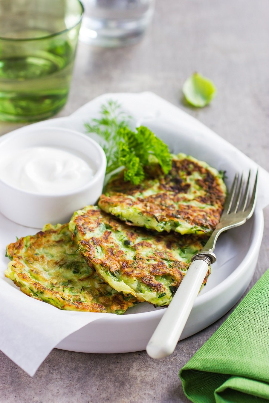 7 Delicious ways to use zucchini
