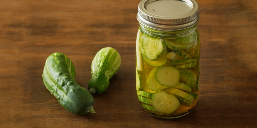 PICKLE: Refrigerator Bread And Butter Pickles