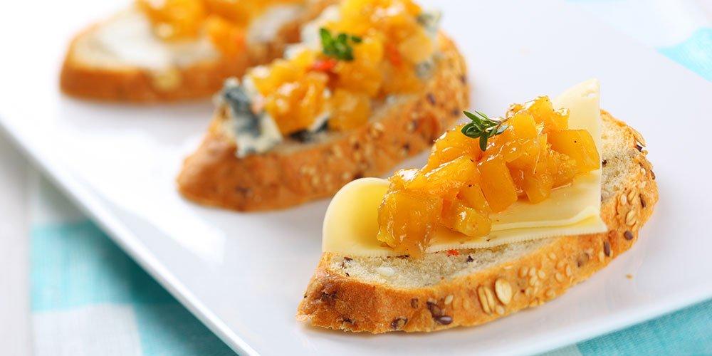 SPICE IT UP: Jalapeno Peach Relish