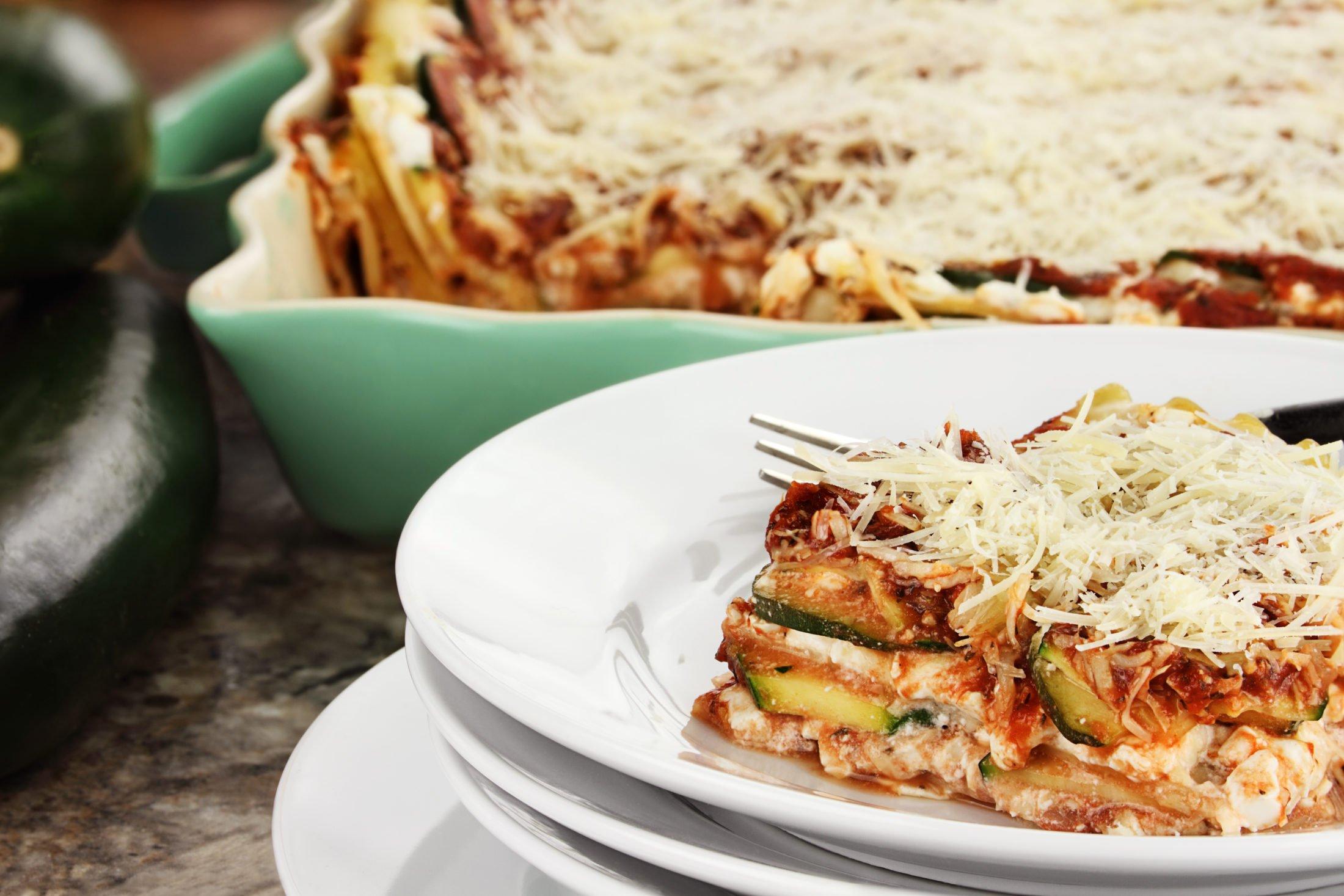 RECIPE: No-Noodle Lasagna