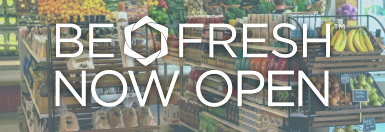 Be Fresh Market – 1900 West 1st Kitsilano
