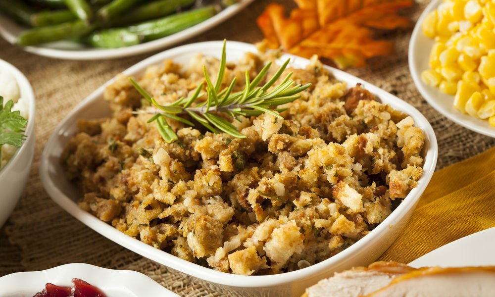 Gluten Free Parsnip, Sausage And Apple Stuffing From Fiona Forbes!
