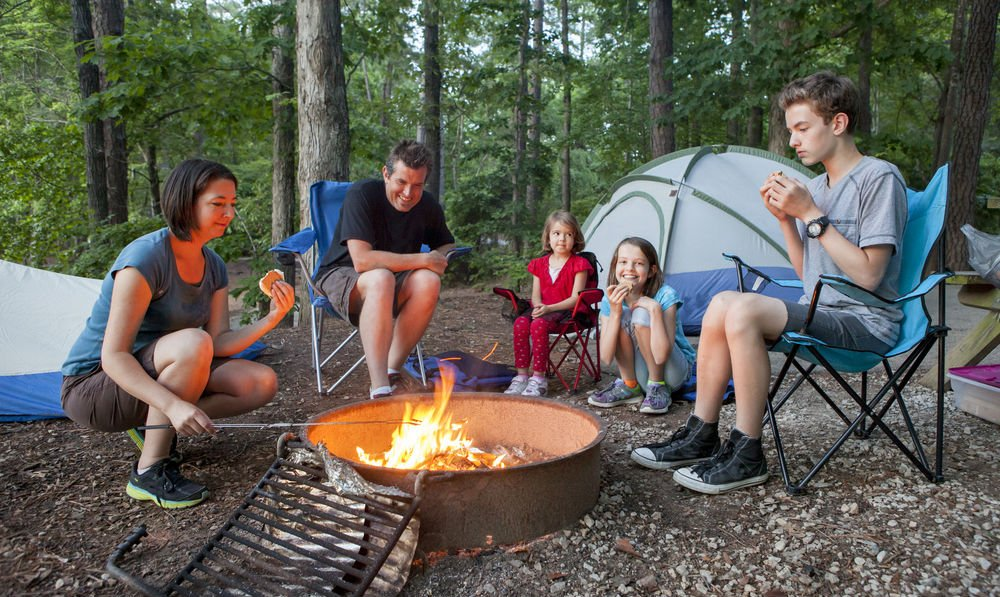 Five Healthy Camping-Friendly Snacks Your Kids Will Love