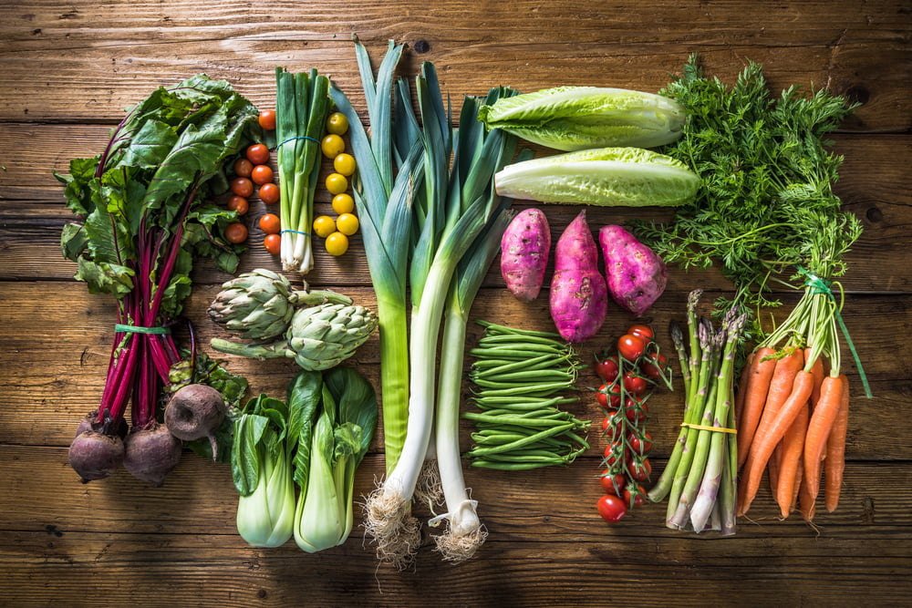 Celebrate Heritage Day With Local Produce!