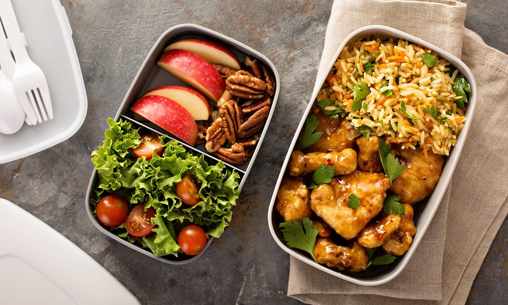 13 Hacks for Packing Quick and Healthy Lunches - SPUD.ca