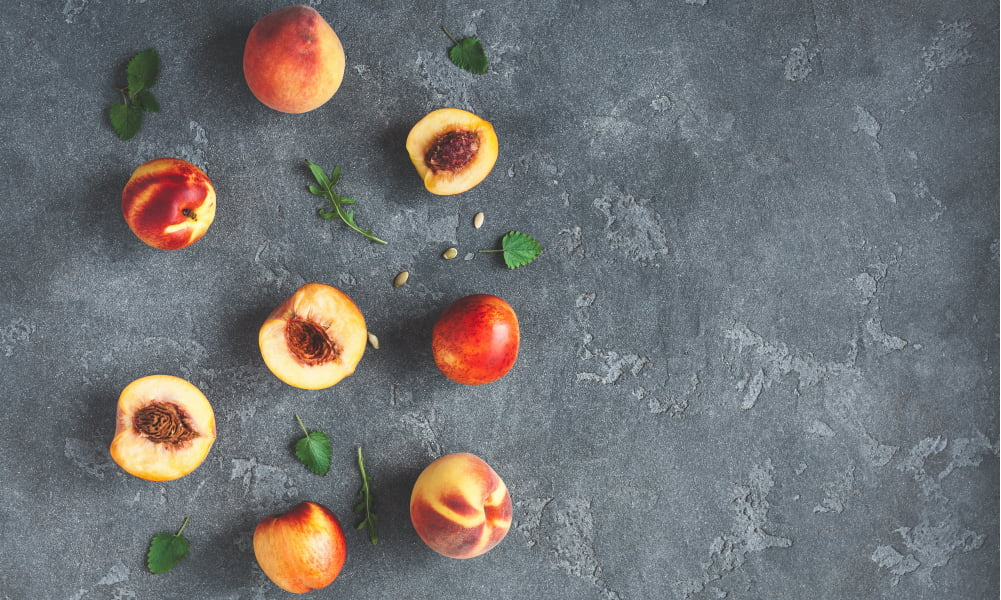 TURN STONE FRUIT PITS INTO YOUR FAVOURITE DESSERT