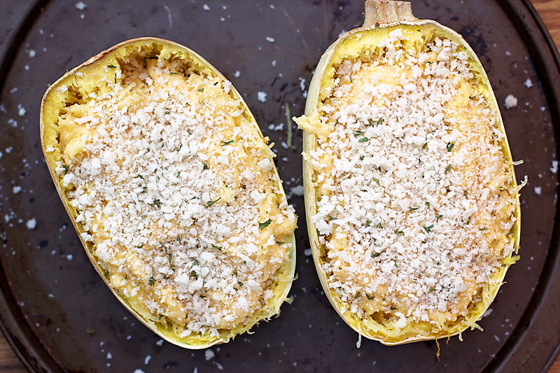 healthy vegetables spaghetti squash
