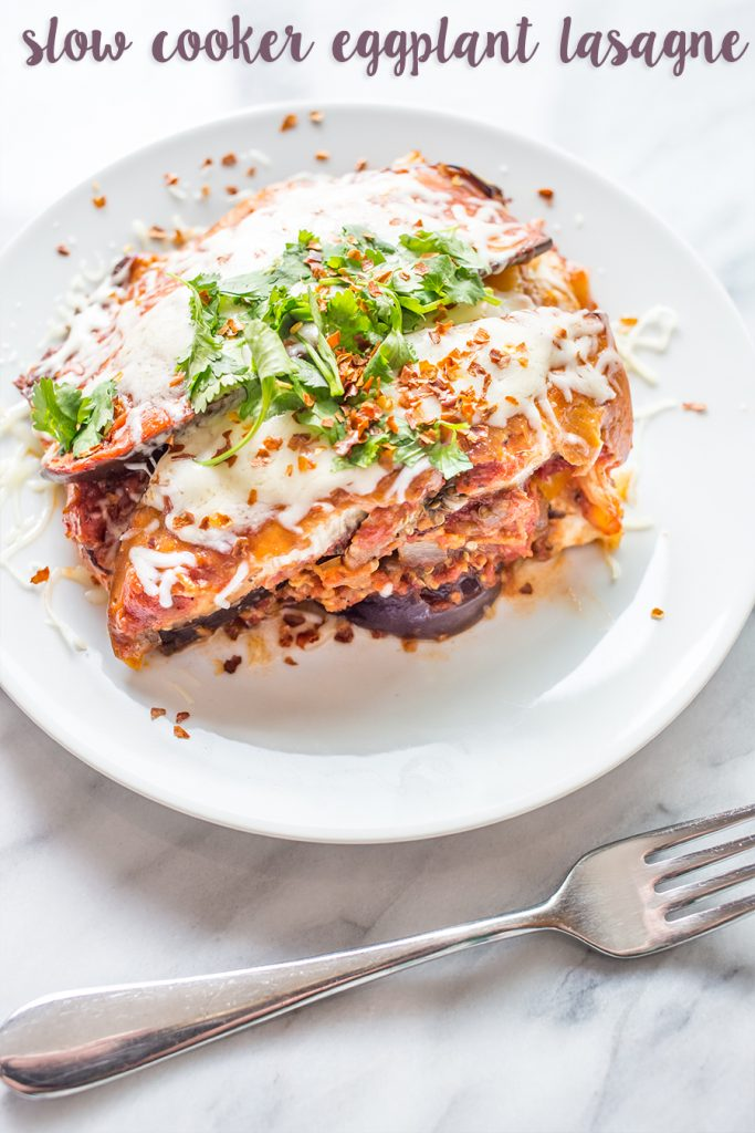 healthy vegetables eggplant lasagna