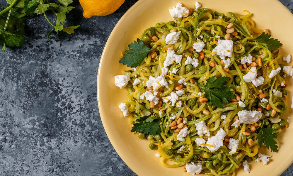 6 MAGICAL ZOODLE RECIPES TO DITCH THE NOODLES