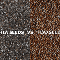chia seeds vs flaxseeds