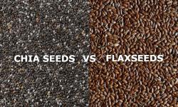 Chia Seeds Vs Flaxseeds
