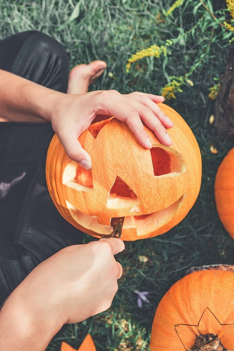 5 Ways To Use Your Halloween Pumpkin