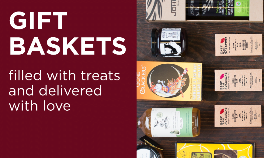 NOW YOU CAN SEND SPUD GIFT BASKETS TO YOUR FRIENDS!