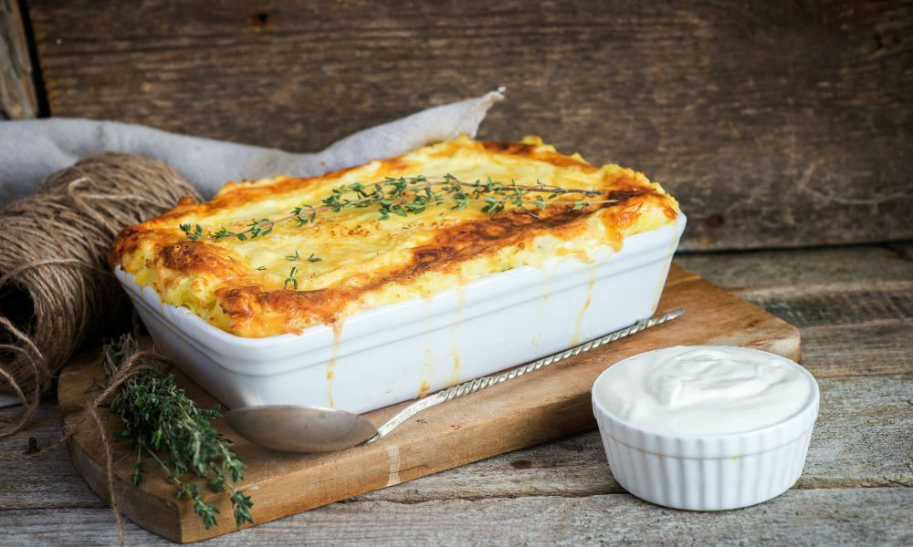 VEGAN SHEPHERD'S PIE, PERFECT FOR AUTUMN