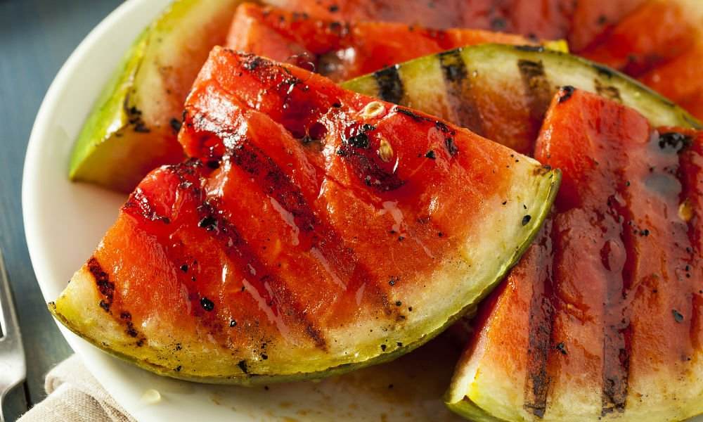 THE ONE FOOD MISSING FROM YOUR BBQ: GRILLED WATERMELON STEAKS