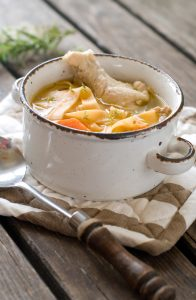 Cold Buster Chicken Soup