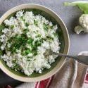 how to make the perfect cauliflower rice | SPUD.ca