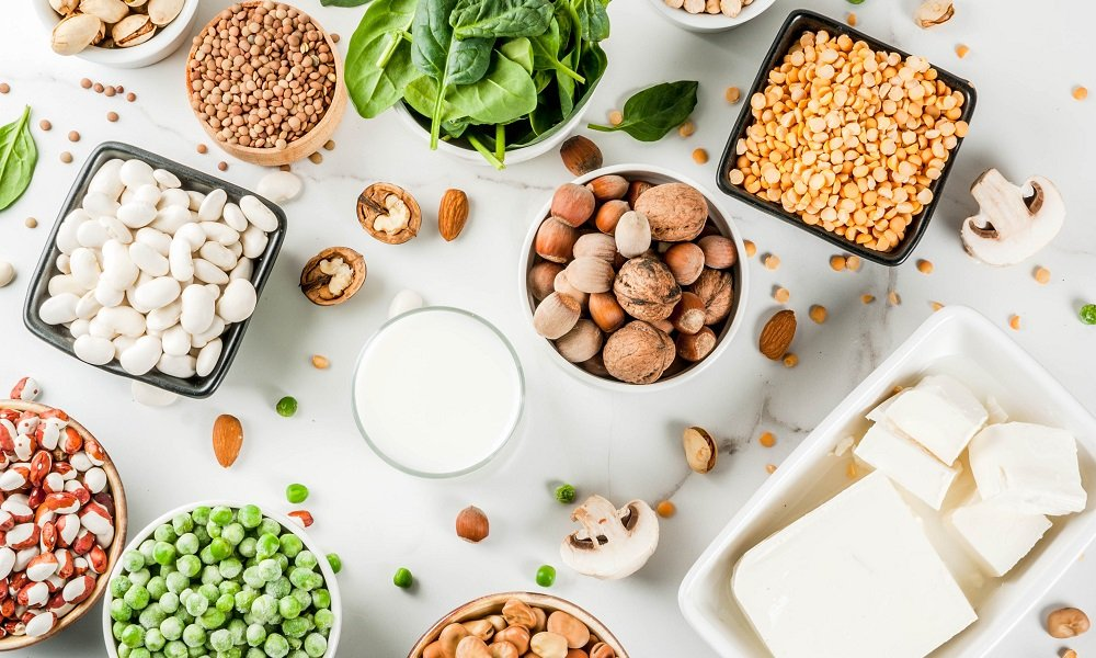 HIGH-PROTEIN VEGAN FOODS YOU SHOULD EAT