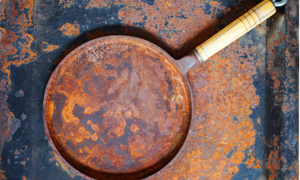 5 Ways To Remove Rust With Household Items