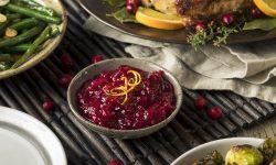 Maple Cranberry Sauce Recipe