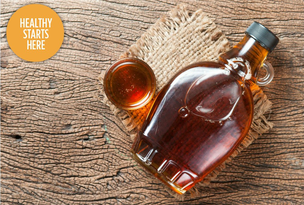 IS MAPLE SYRUP HEALTHIER THAN HONEY?