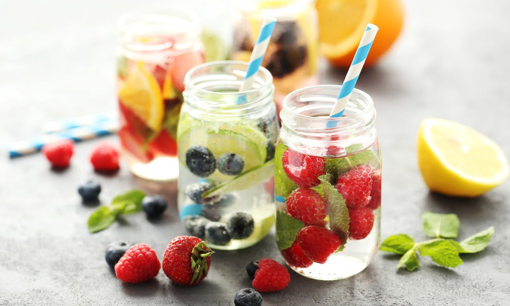 Detox Water Recipes