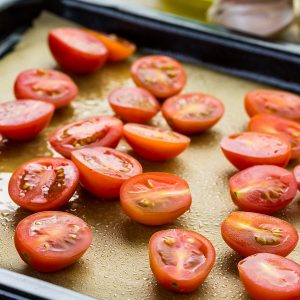 Pan Grape Tomatoes