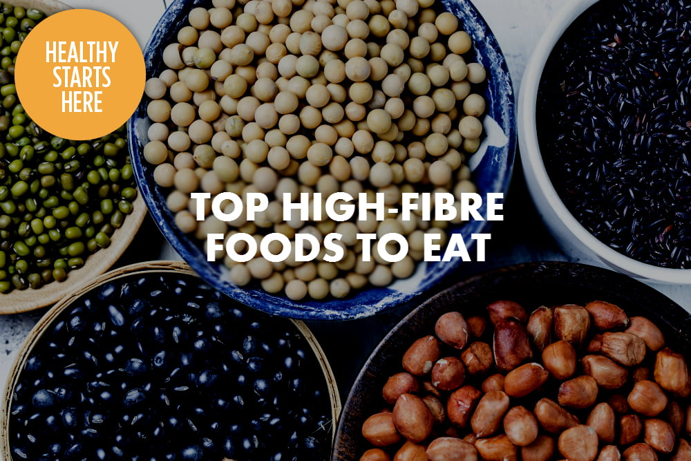 WHICH IS THE ULTIMATE HIGH-FIBRE FOOD?