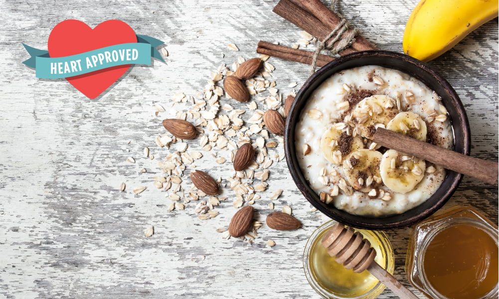 5 OATMEAL RECIPES WORTH WAKING UP FOR