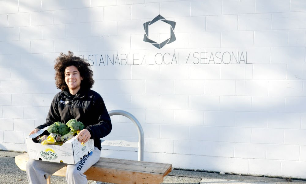 HOW FOOD STASH FOUNDATION HELPS BE FRESH KEEP FOOD OUT OF THE LANDFILL