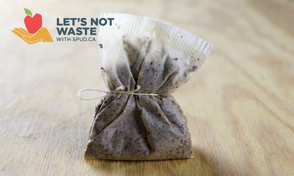 SURPRISING WAYS TEA BAGS CAN BE REUSED FOR CLEANING, HEALTH, AND IN THE GARDEN