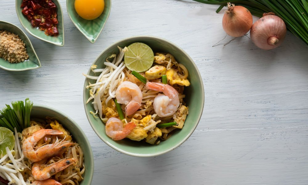 THIS DOODLE PAD THAI RECIPE WILL MAKE YOU FORGET ALL ABOUT ZOODLES