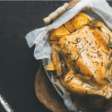 feta brined chicken