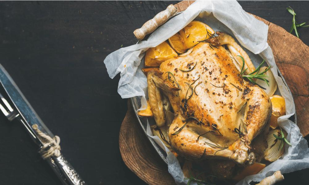Feta Brined Chicken