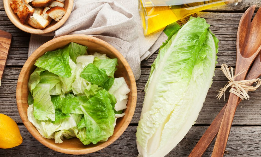YOUR WISH IS GRANTED – HERE'S A RECIPE FOR A HEALTHY CAESAR SALAD