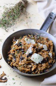 Grains to make risotto