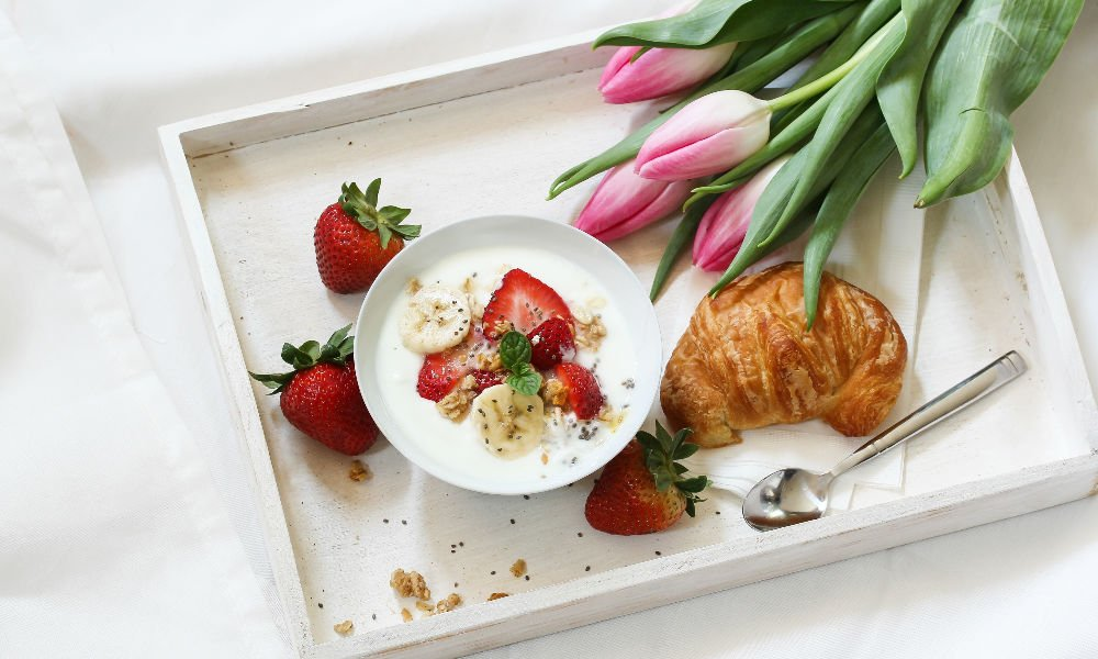 THESE MOTHER'S DAY BREAKFASTS ARE BEST ENJOYED IN BED