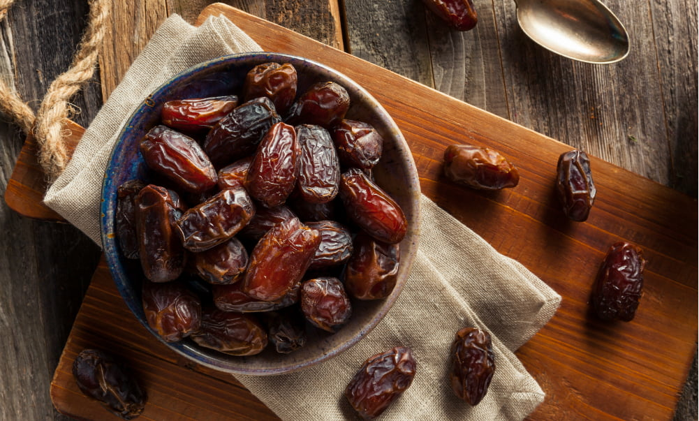 ARE DATES THE HEALTHIEST NATURAL SWEETENER?