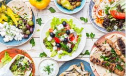 Traditional Greek Recipes Food