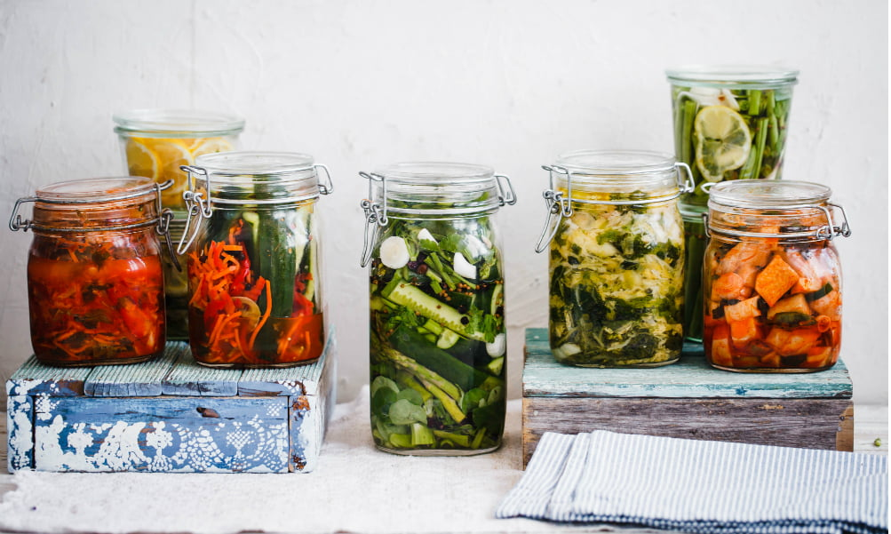 5 DELICIOUS MUST-EAT FERMENTED FOODS FOR GUT HEALTH