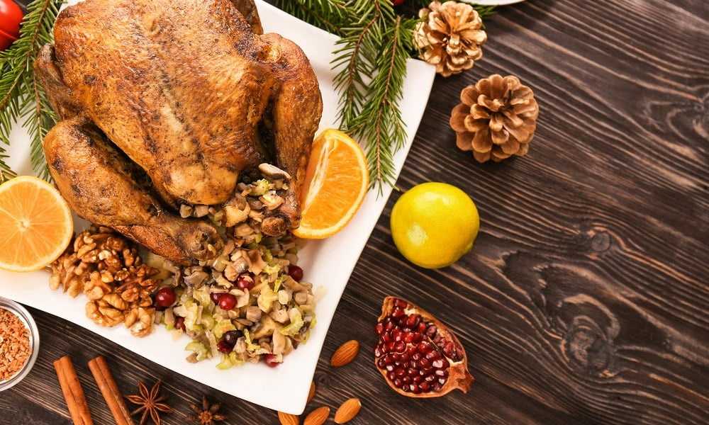 4 TURKEY STUFFINGS YOU HAVE TO TRY THIS HOLIDAY