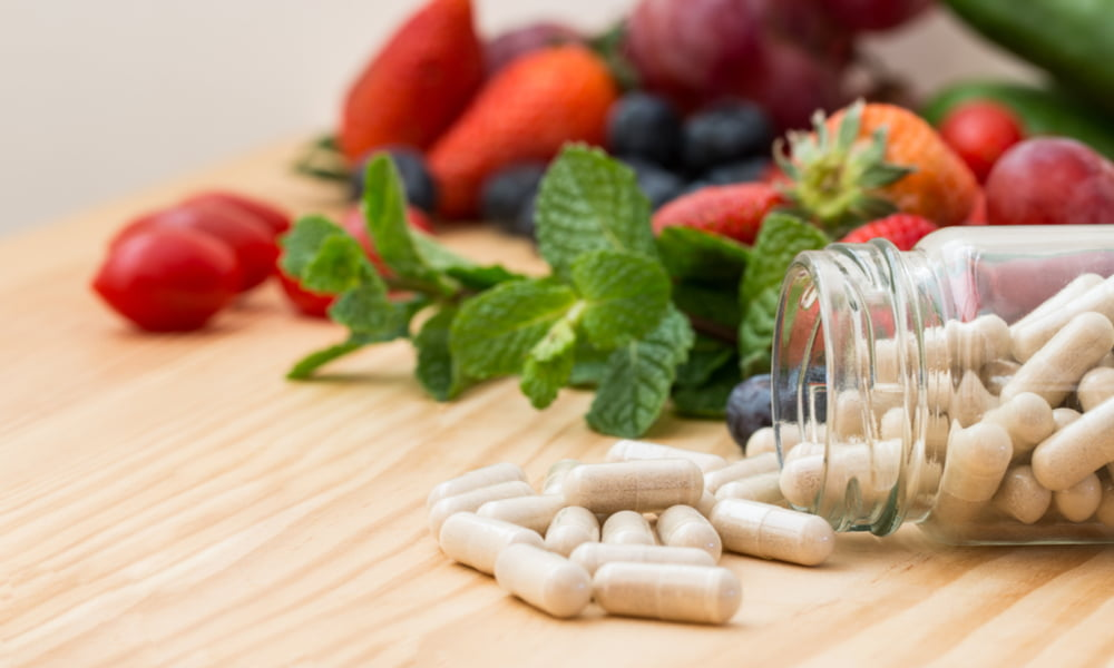 DO VEGANS NEED SUPPLEMENTS? OUR RESIDENT VEGAN WEIGHS IN.