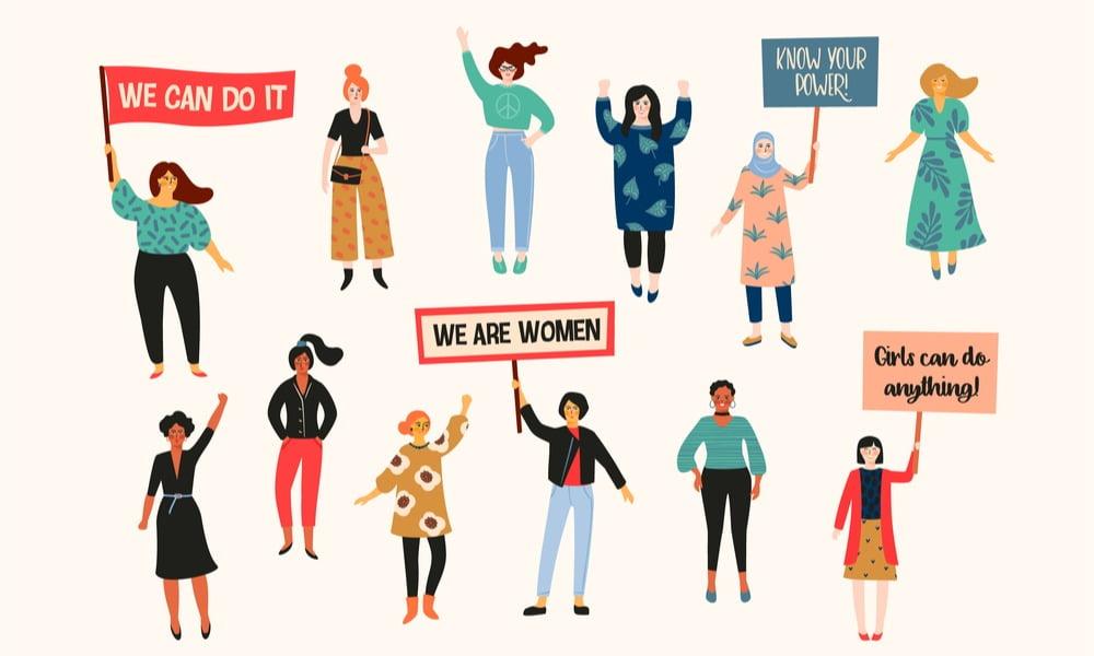 HAPPY INTERNATIONAL WOMEN'S DAY! MEET 5 KICKASS SPUD WOMEN