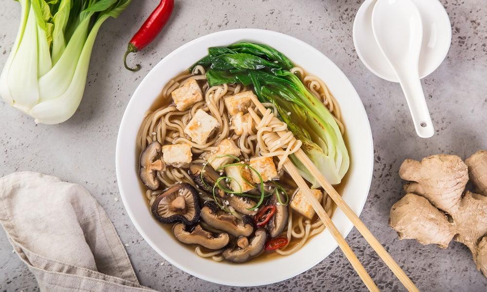 5 EASY VEGAN WEEKNIGHT DINNER IDEAS